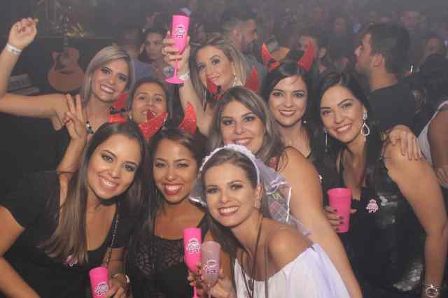 Baile do Contatinho! - 03/02/2018 - Almanaque Bar & Club